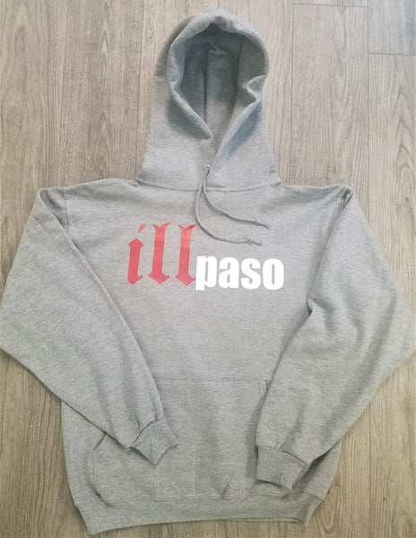 """illmatic Tribute"" Men's Pullover Hoodie (Sport Gray) by illpaso"