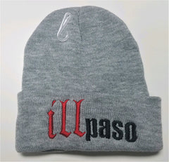 """illmatic Tribute"" Beanie (Light Gray) by illpaso"