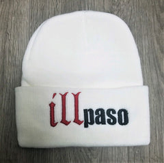 """illmatic Tribute"" Beanie (white) by illpaso"