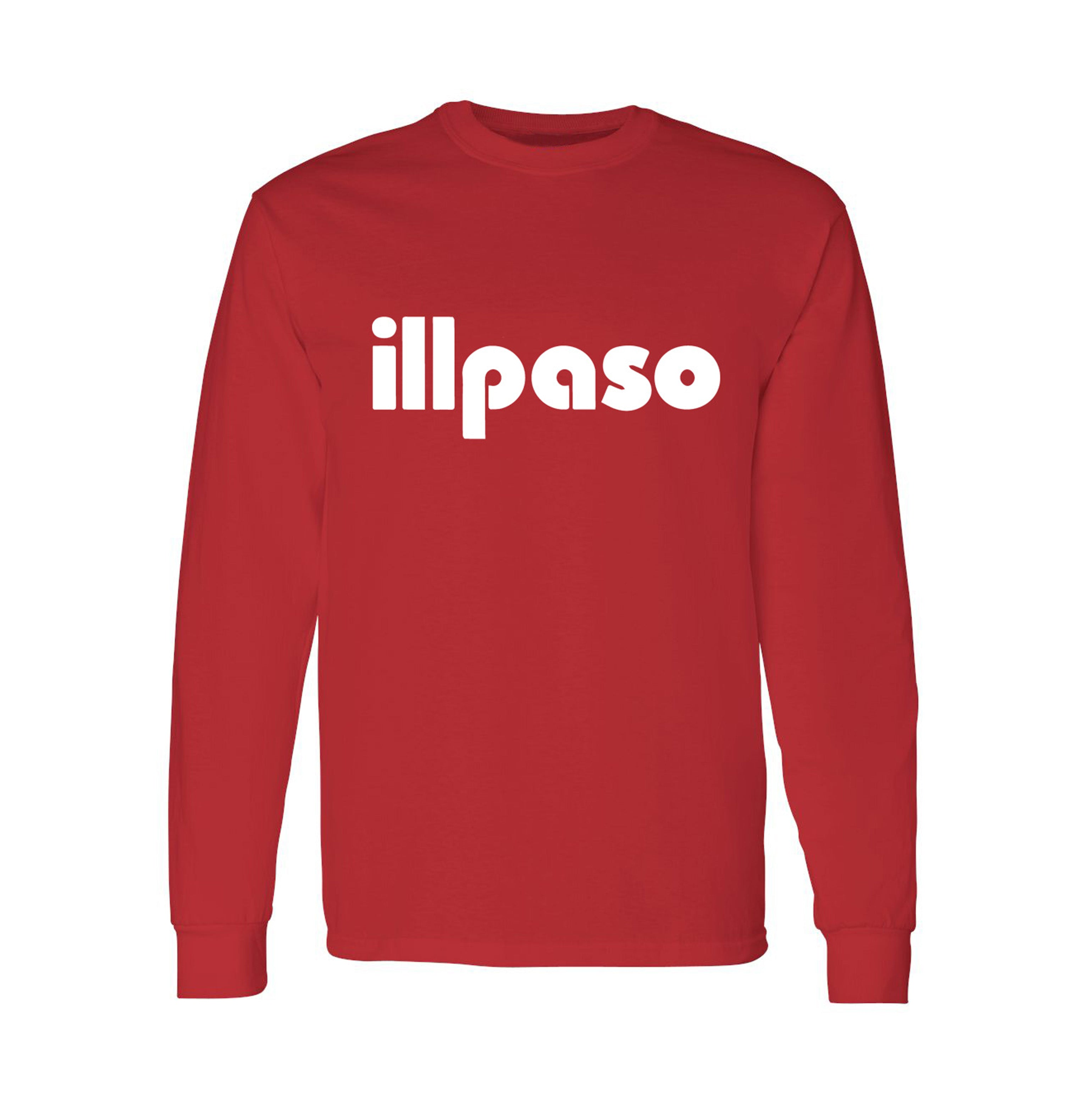 """Diablo Tribute"" Long Sleeve T-shirt (Red) by illpaso"
