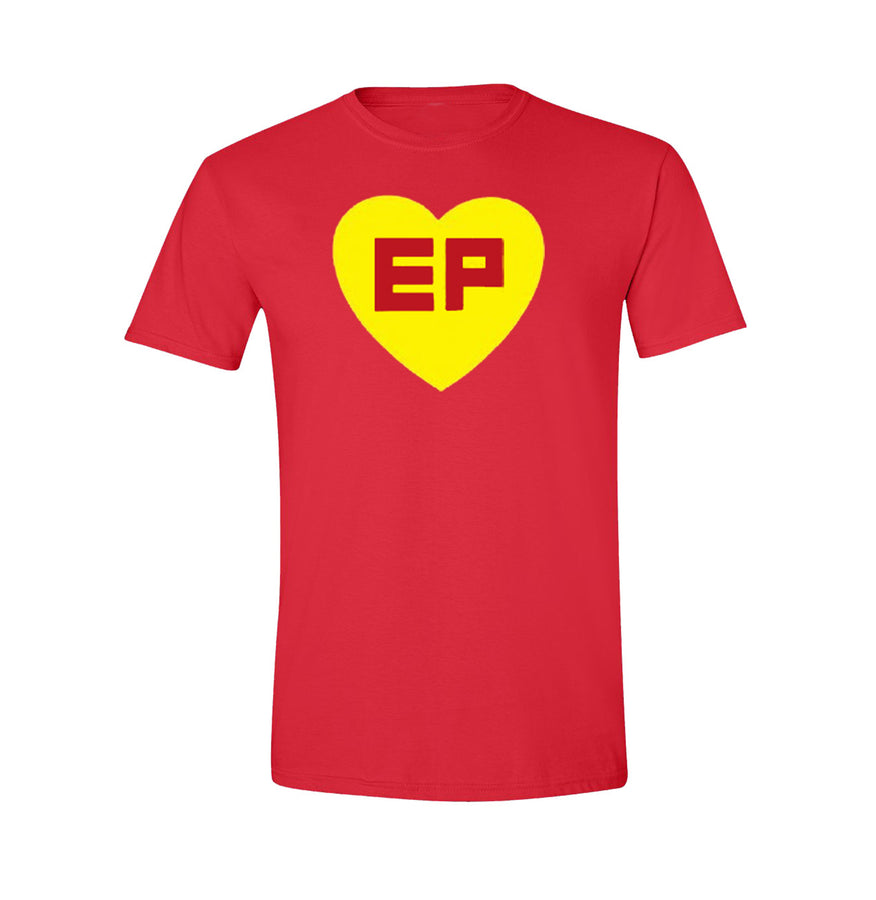 """El Chavo del EP"" Unisex T-shirt (Red) by DOEP"
