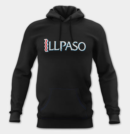 St. Ides Tribute Unisex Pullover Hoodie (Black) by illpaso