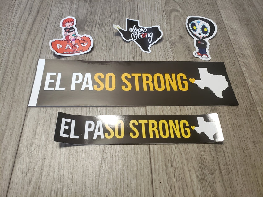 illpaso- El Paso Strong Sticker Pack - Set of 5