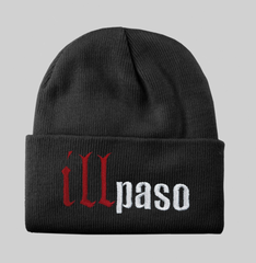 """illmatic Tribute"" Beanie (Black) by illpaso"