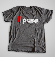 """Diablos Tribute"" Men's T-shirt (Gray Heathered) by illpaso"