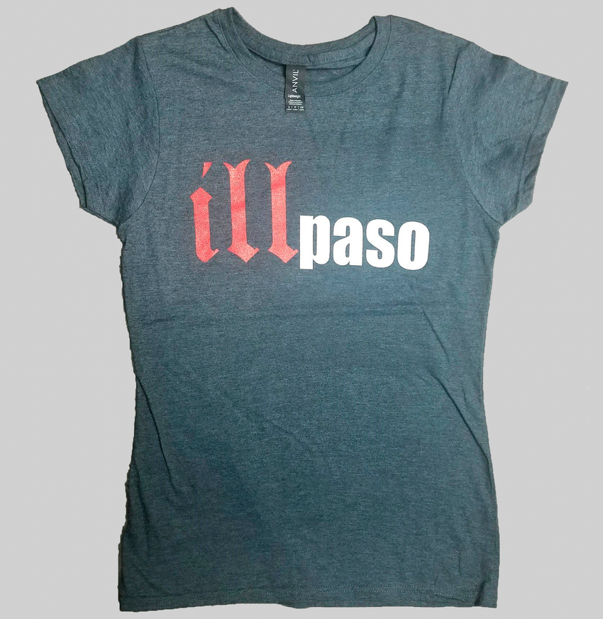 """illmatic Tribute"" Women's T-Shirt (Gray) by illpaso"
