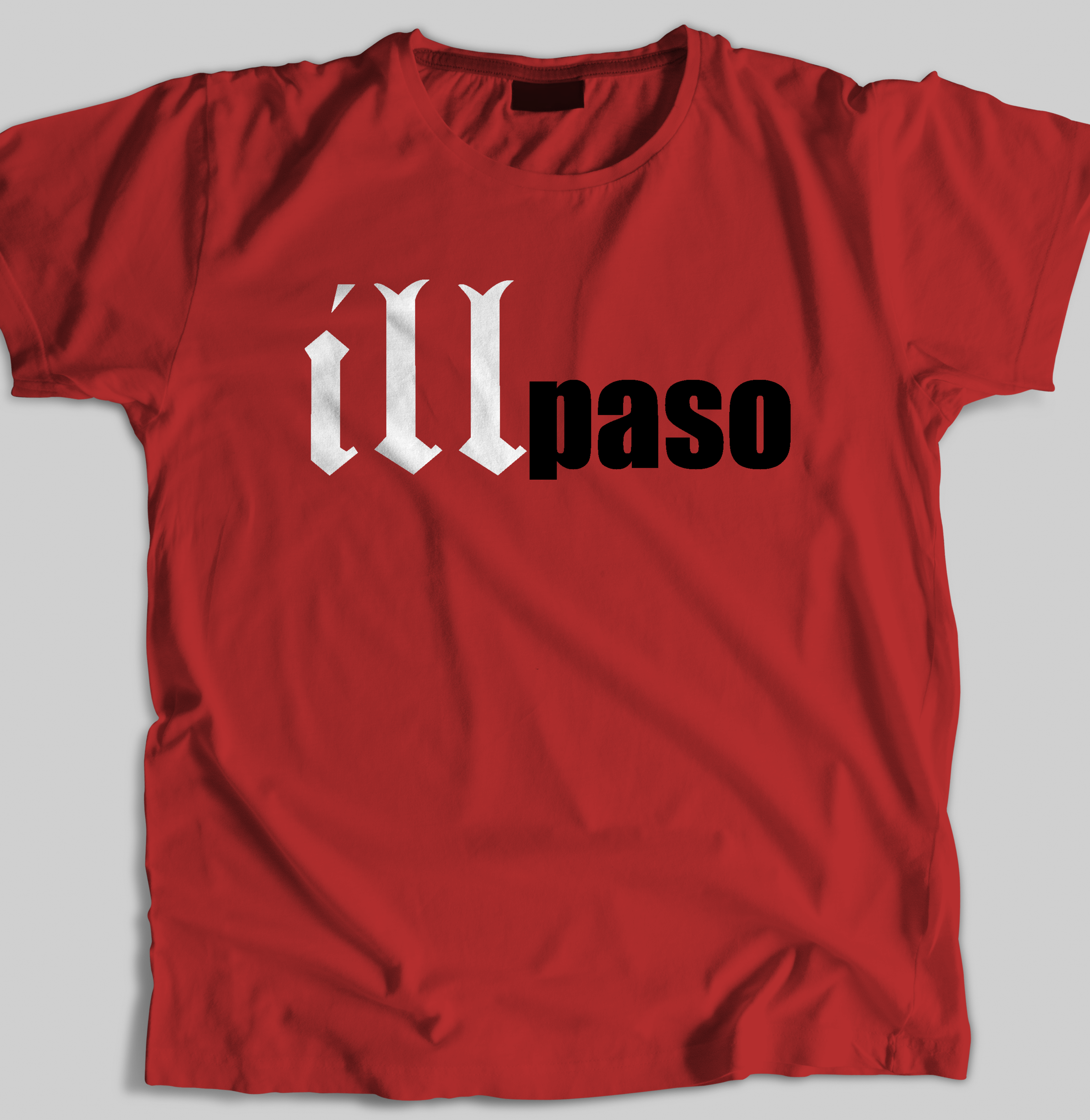 """illmatic Tribute"" Men's T-shirt (Red) by illpaso"