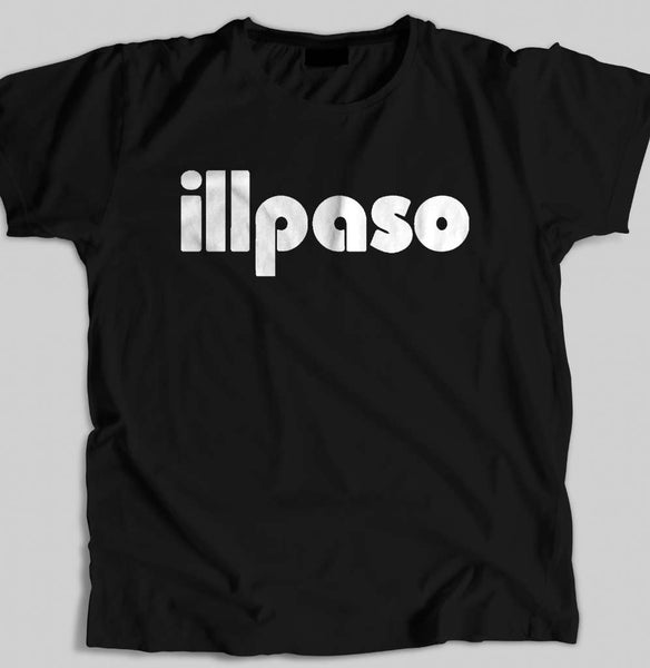 """ill diablo"" Men's T-shirt (Black) by illpaso"