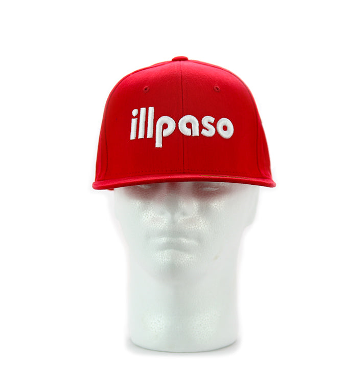 """Diablos Tribute"" Flexfit Hat (Red) by illpaso"