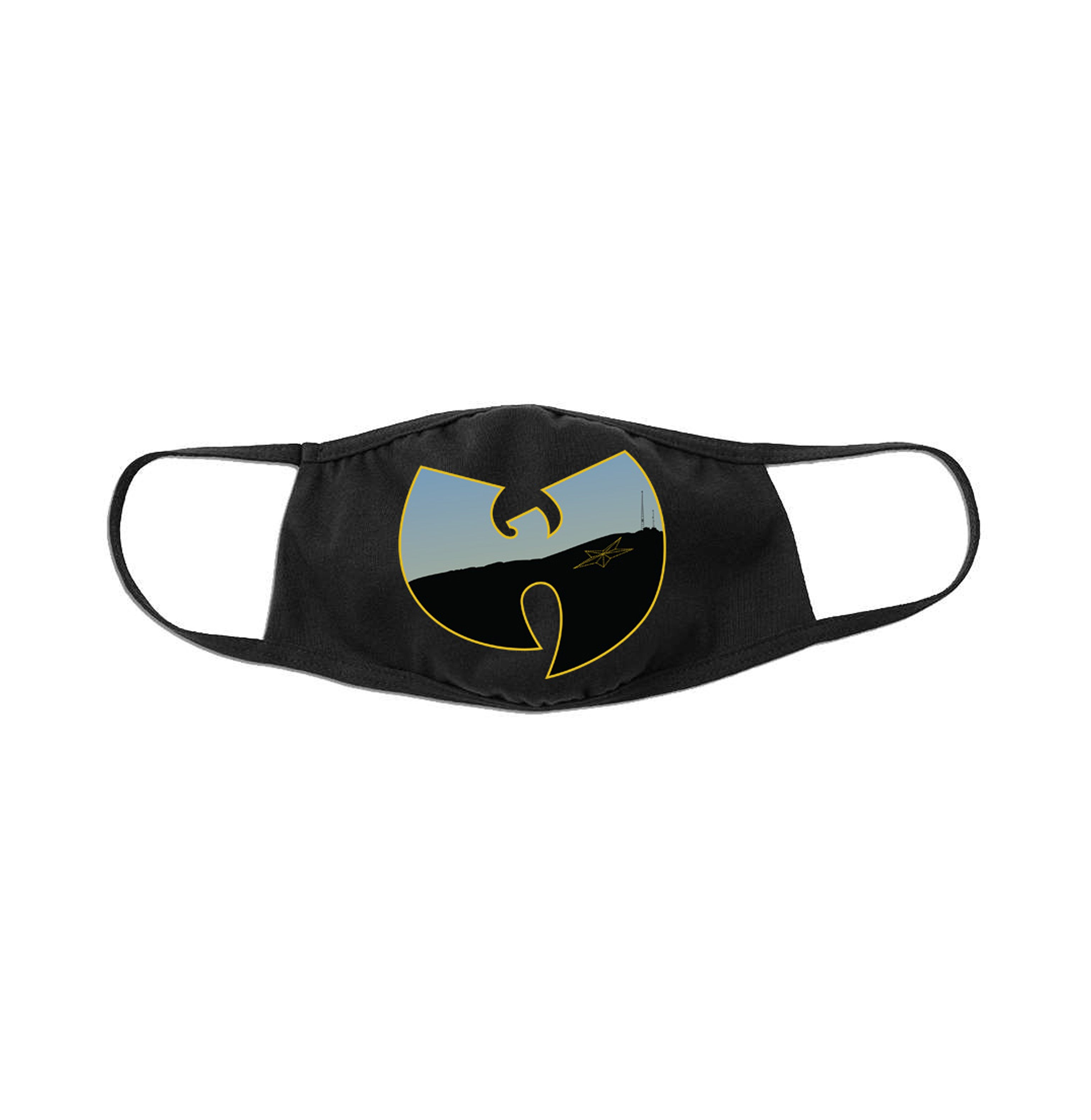 WU EP Logo Face Mask