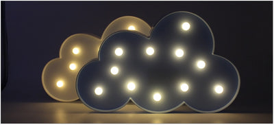 Baby's Children's Light Room Decoration