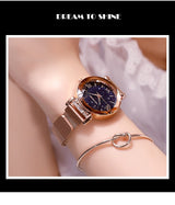 Luxury Magnetic Women Watches