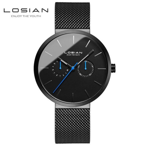 Waterproof Casual Men Wristwatch