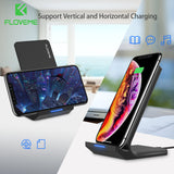 2 In 1 Phone Holder Wireless Charger