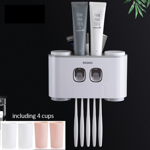 Stylish Toothpaste Dispenser