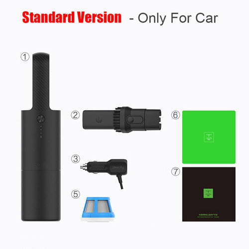 portable wireless Car Dust Cleaner