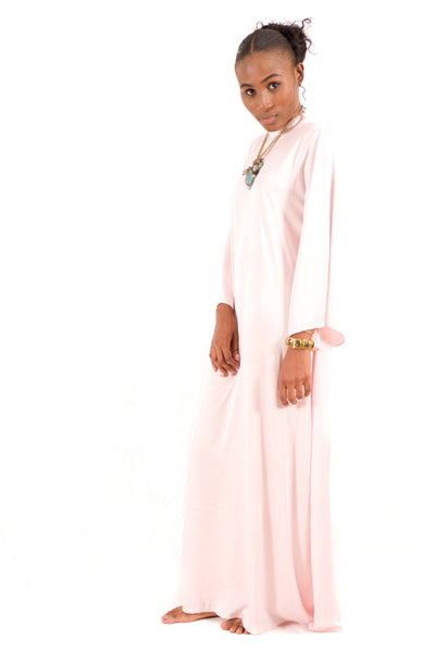 Mao collar Caftan