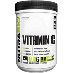 Nutrabio Vitamin C Unflavored Powder