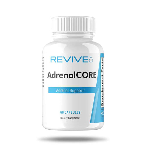 Revive MD AdrenalCORE Adrenal Support- 60 Capsules