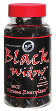 Load image into Gallery viewer, Hi-Tech Black Widow with DMAA
