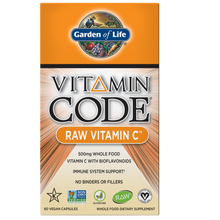 Load image into Gallery viewer, Garden of Life Vitamin Code® RAW Vitamin C