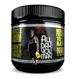 5% Nutrition All Day You May BCAA