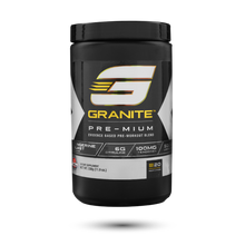 Load image into Gallery viewer, Granite Supplements Pre-Mium Pre-Workout Formula