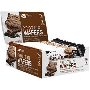 Optimum Nutrition Protein Wafers