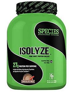 Species Isolyze