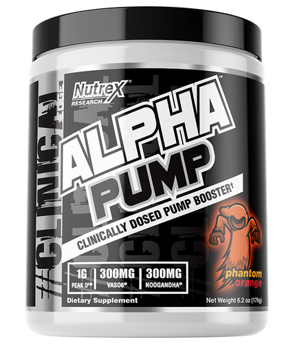 Nutrex Research Alpha Pump
