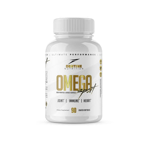 Destine Nutrition Omega Sport 90 Softgels Expired
