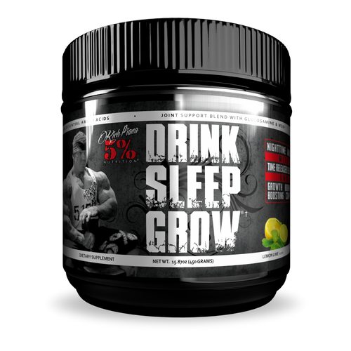 5% Drink Sleep Grow Nighttime Amino Acids
