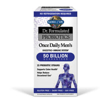 Load image into Gallery viewer, Garden of Life Dr. Formulated Probiotics Once Daily Men's