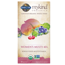 Load image into Gallery viewer, Garden of Life mykind Organics Women's Multi 40+