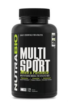 NutraBio MultiSport for Men