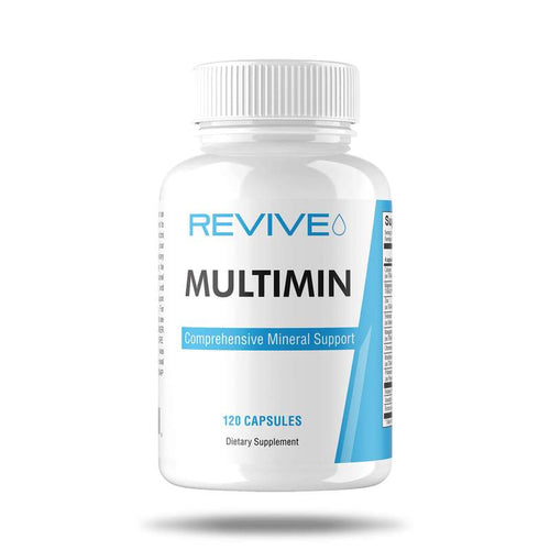 Revive MultiMin Comprehensive Mineral Support - 120 Capsules