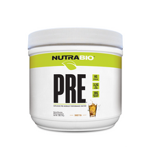 Load image into Gallery viewer, NutraBio Naturals PRE Workout V5 Natural