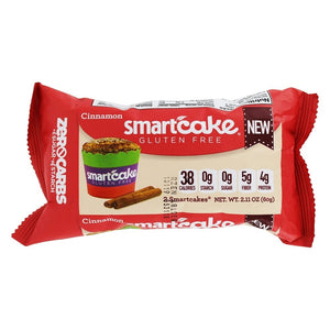 Smart Cakes Cinnamon 8 pack (2 cakes in each)