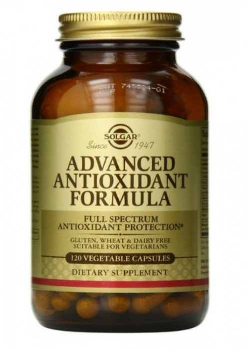 Solgar Advanced Antioxidant Formula Expired