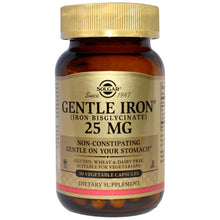 Load image into Gallery viewer, Solgar Gentle Iron 25 MG