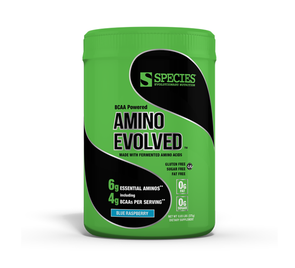 Species Amino Evolved