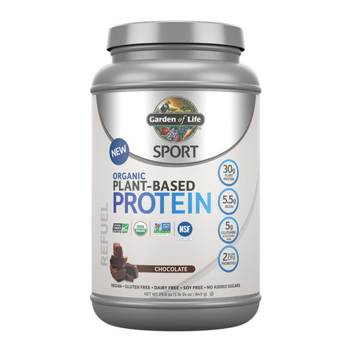 Garden of Life Sport Organic Plant Based Protein