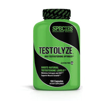 Load image into Gallery viewer, Species Nutrition TESTOLYZE: TESTOSTERONE OPTIMIZER