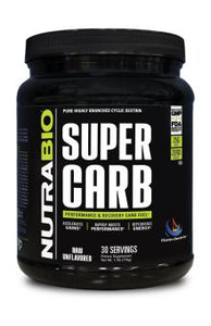 NutraBio Super Carb