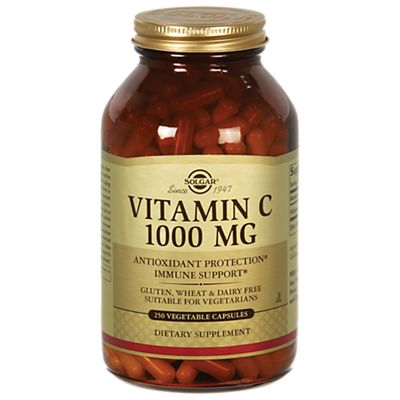 Solgar Vitamin C 1,000 mg