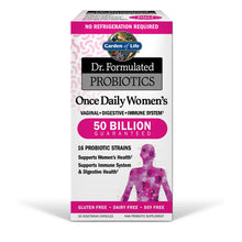 Load image into Gallery viewer, Garden of Life Dr. Formulated Probiotics Once Daily Women's