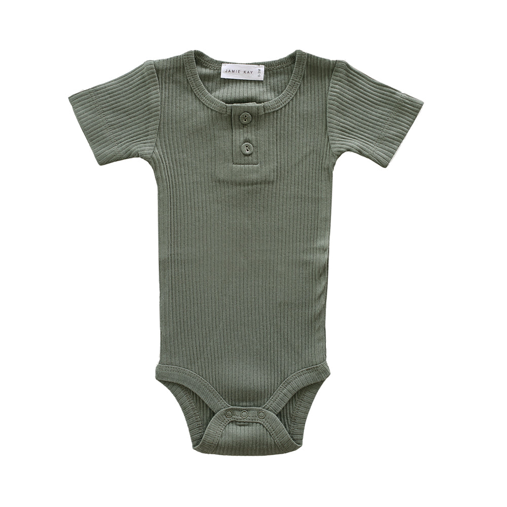 Cotton Modal Tee Bodysuit