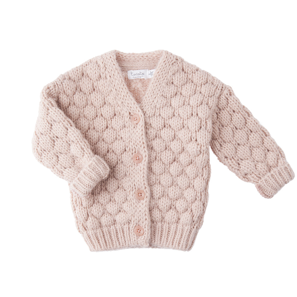 Tricot Knitted Cardigan