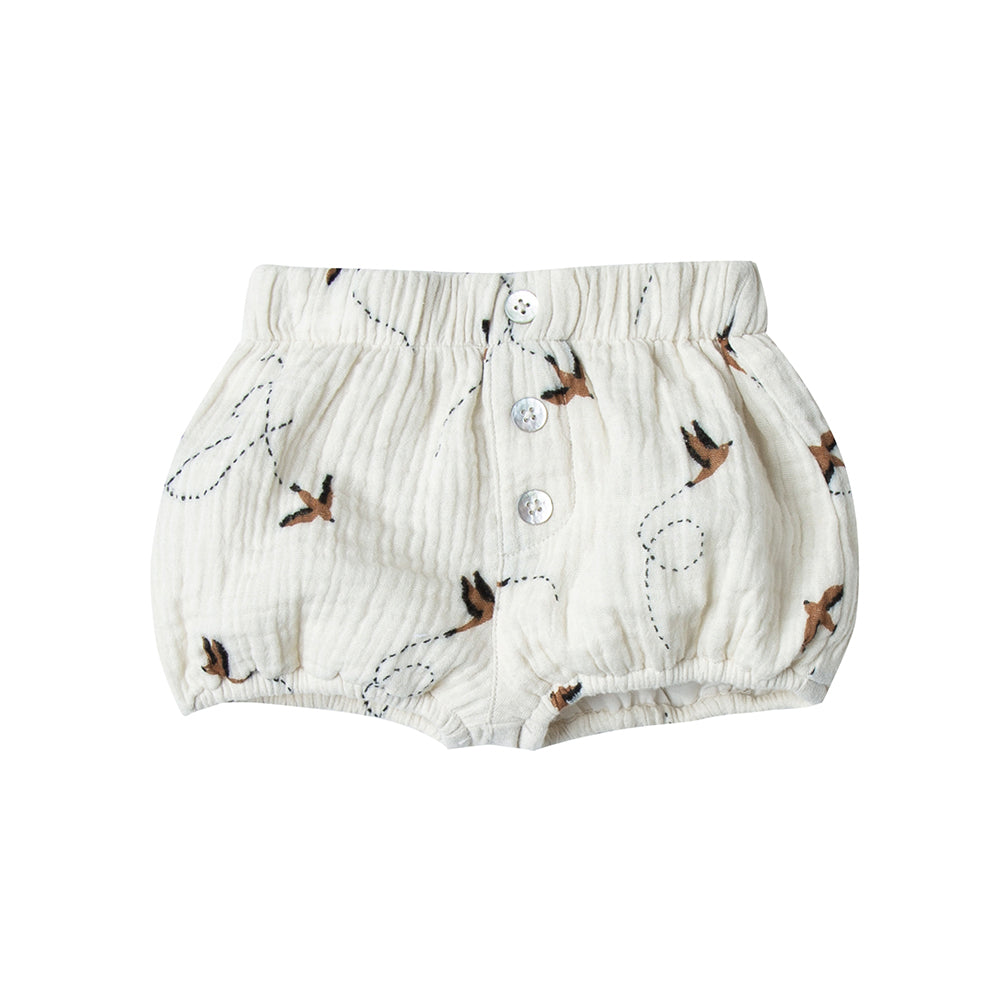 Sparrow Button Short