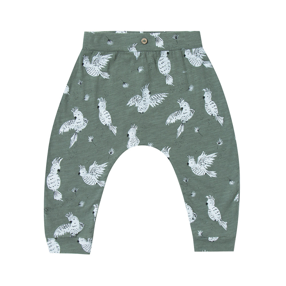 Cockatoo Slouch Pant